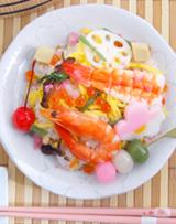 ちらし寿司 レシピ 簡単